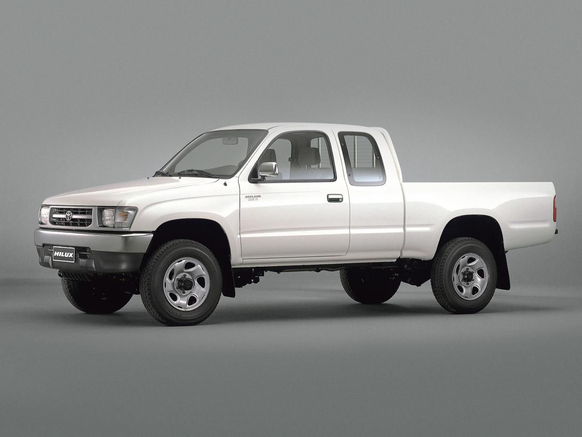 Toyota Hilux Technical Specifications And Fuel Economy