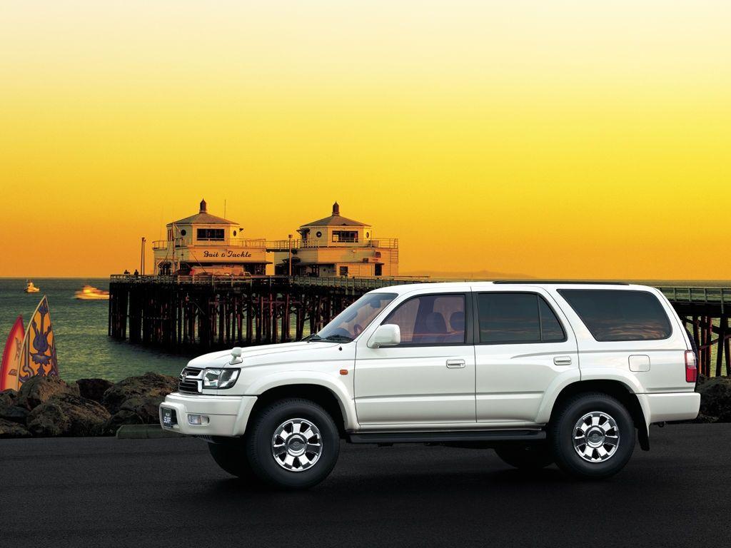 Toyota Hilux Surf 4.0 V6 VVT-i