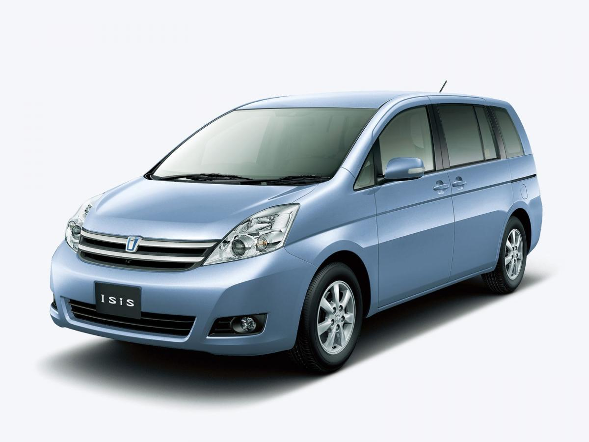Types Of Car Sizes >> Toyota ISis technical specifications and fuel economy