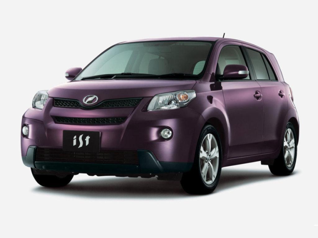 Toyota Ist 1 3i 88 Hp Automatic