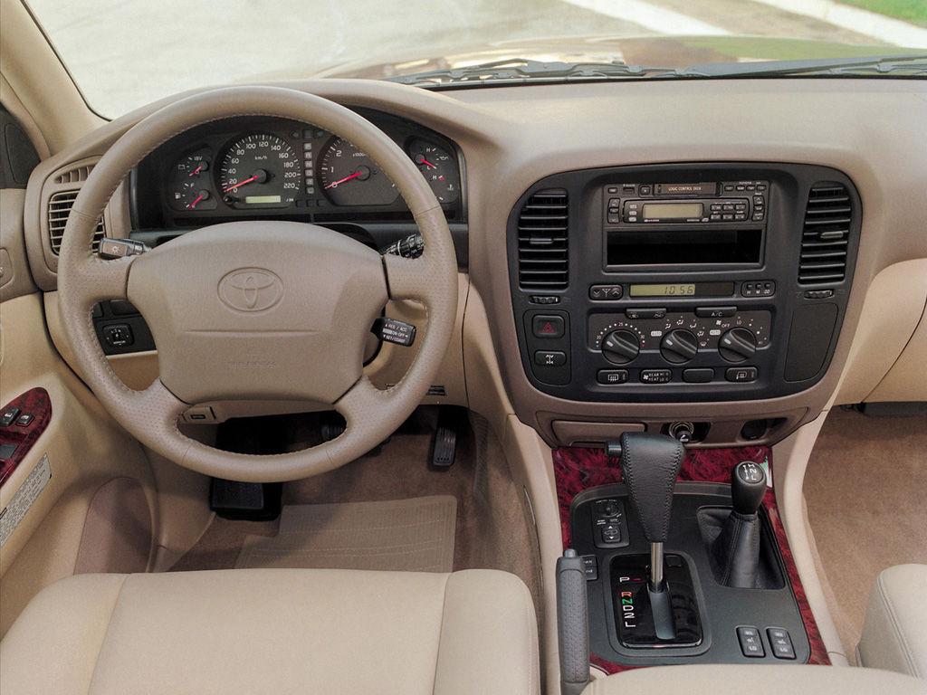 Toyota Land Cruiser 100 J10 4 2 Td Hdj 100 204 Hp