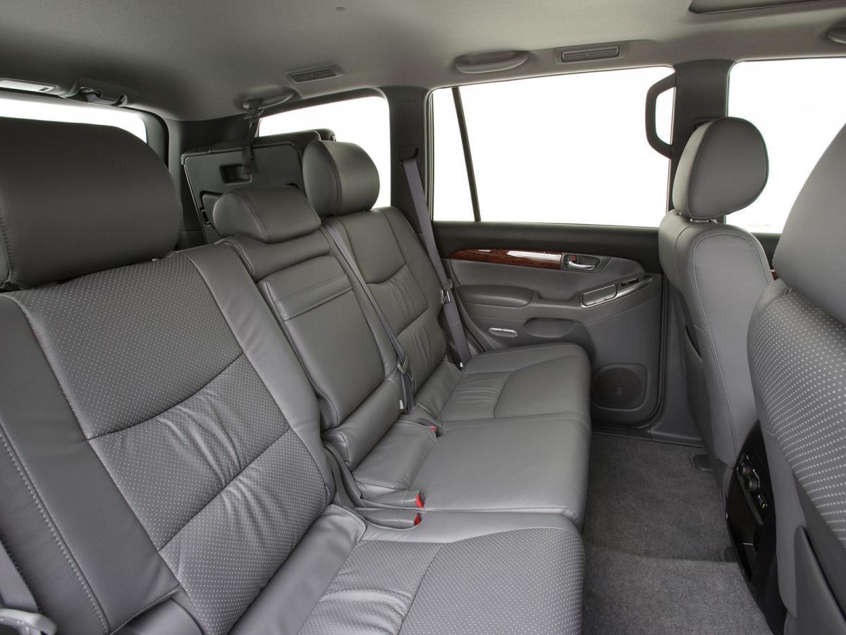 Toyota Land Cruiser 70 >> Toyota Land Cruiser (120) Prado 3.0 D-4D (5 dr) (166 Hp) 120
