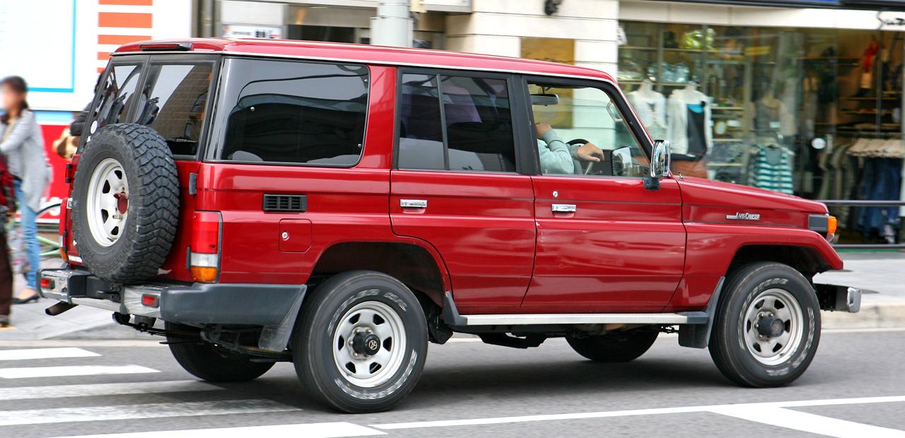 Toyota Land Cruiser 70 (HZJ70) 4.2 D (135 Hp)
