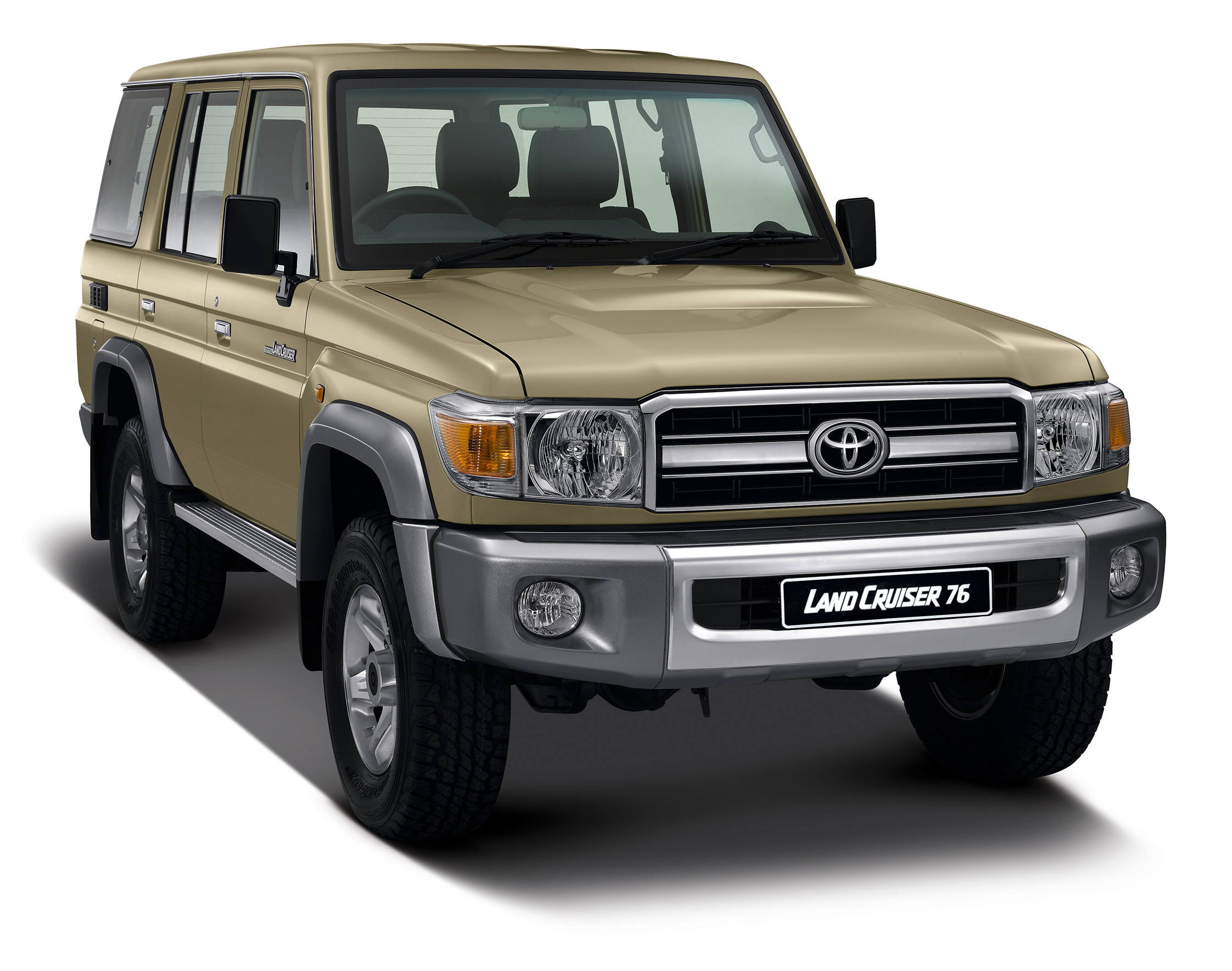 Toyota Land Cruiser Technical Specifications And Fuel Economy