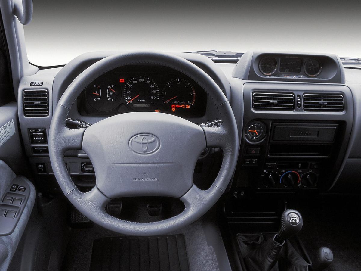 Toyota Land Cruiser 90 Prado 2 4 Dt  97 Hp