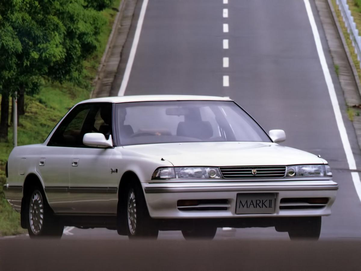 Toyota Mark Ii Gx 81 2 0 I 24v 135 Hp