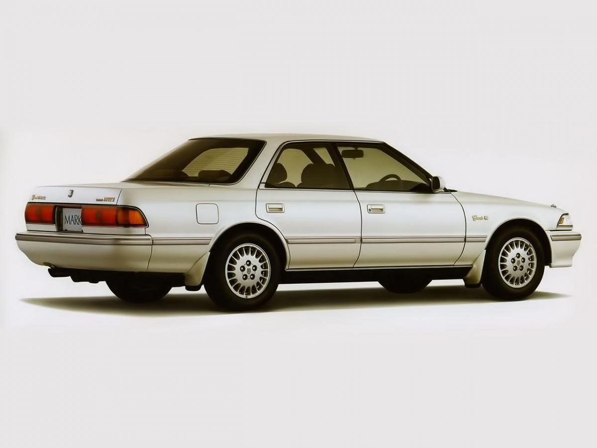 Toyota Mark Ii Gx 81 2 0 I 24v 135 Hp