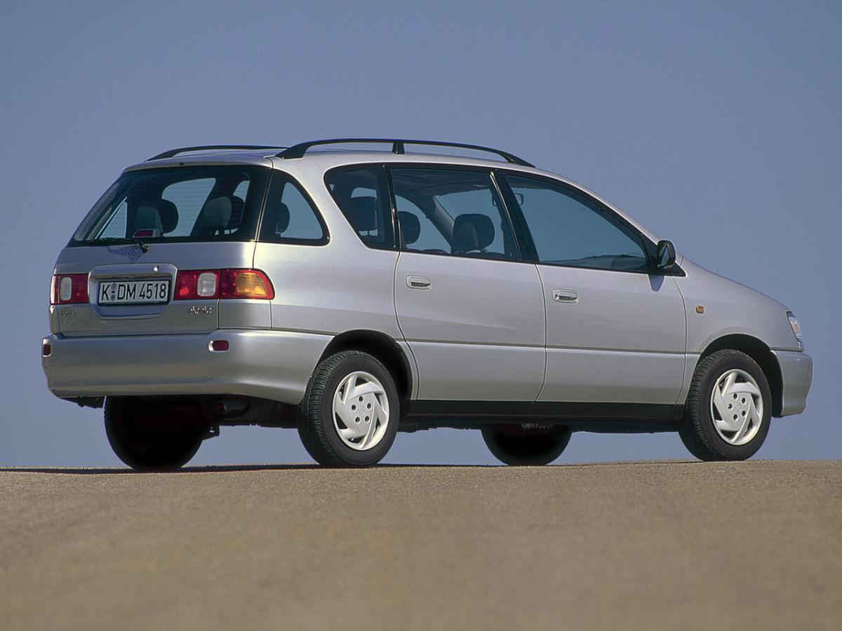 Toyota Picnic Technical specifications and fuel economy (consumption, mpg