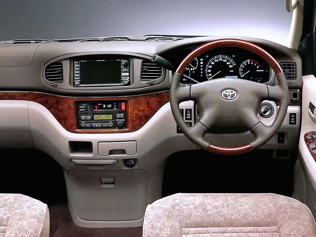 Toyota Regius Technical specifications and fuel economy (consumption, mpg