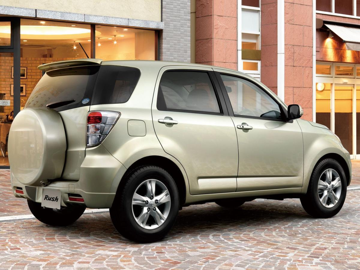 Toyota Rush 15 109 Hp 2wd Automatic Wiring Diagram Resimleri 2