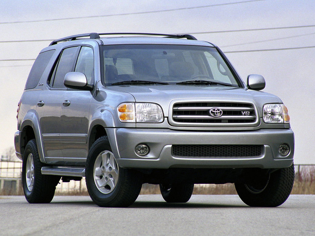Toyota Sequoia Dimensions >> Toyota Sequoia technical specifications and fuel economy
