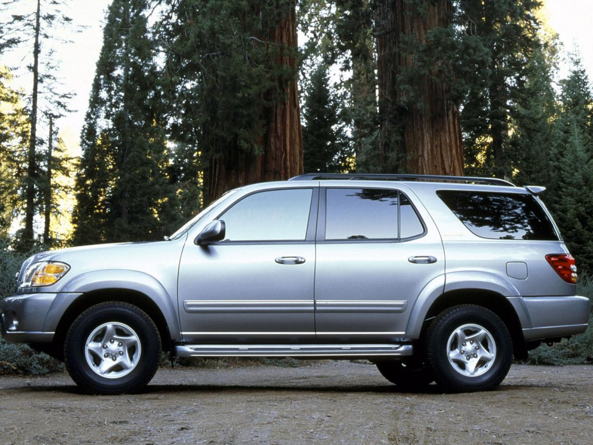 Toyota Sequoia Gas Mileage Toyota Sequoia Technical Specifications And Fuel  Economy