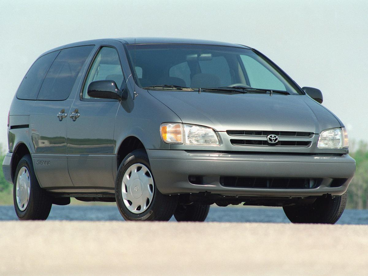 toyota sienna technical specifications and fuel economy. Black Bedroom Furniture Sets. Home Design Ideas