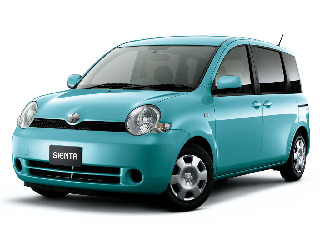 Toyota Sienta Technical Specifications And Fuel Economy