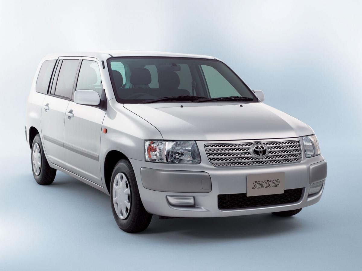 Types Of Car Lights >> Toyota Succeed technical specifications and fuel economy