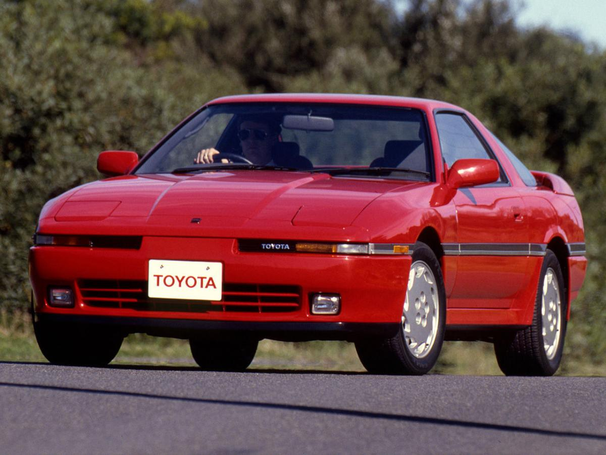 Toyota Supra Technical Specifications And Fuel Economy 1989 Turbo Engine Diagram A7