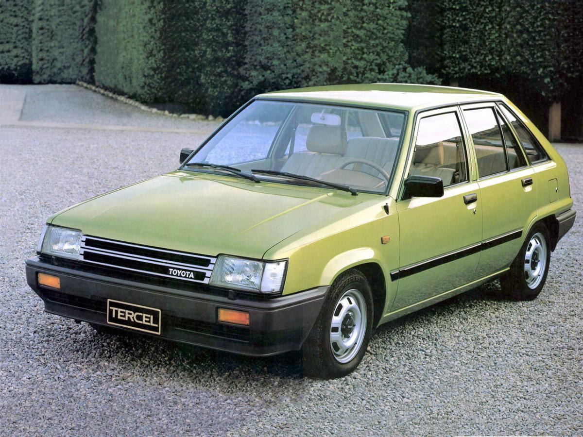 Toyota Tercel L L B D on 1986 Toyota Tercel 4wd