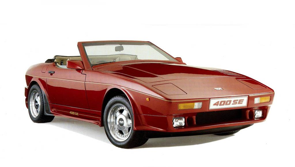 tvr 400 technical specifications and fuel economy. Black Bedroom Furniture Sets. Home Design Ideas