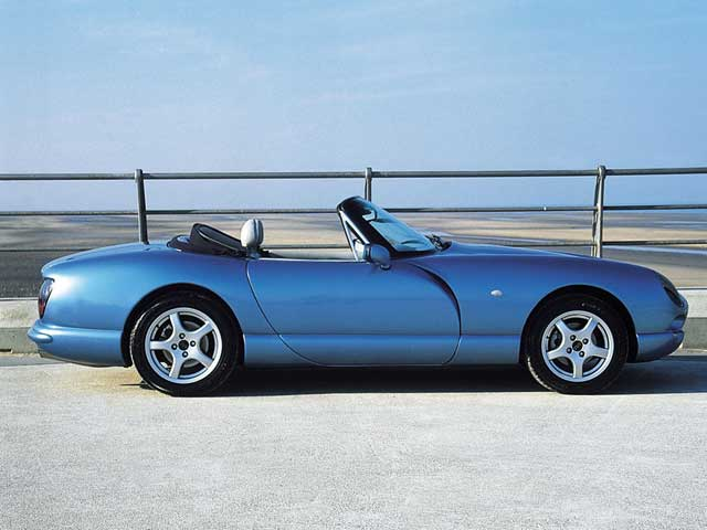 tvr chimaera technical specifications and fuel economy. Black Bedroom Furniture Sets. Home Design Ideas