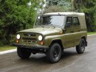 UAZ 315108 Hunter Technical specifications and fuel economy (consumption, mpg)