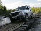 UAZ  3163 Patriot  2.3D (116 Hp)