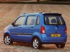 Vauxhall  Agila  1.0 12V (58 Hp)