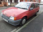 Vauxhall  Astra Mk II Estate  S 1.6 (90 Hp)