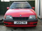Vauxhall  Astra Mk II Estate  1.8i (112 Hp)