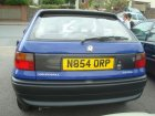 Vauxhall  Astra Mk III  1.6 iS (100 Hp) Automatic