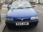 Vauxhall  Astra Mk III CC  1.4 iS (82 Hp) Automatic