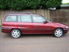 Vauxhall  Astra Mk III Estate  2.0i 16V (136 Hp) Automatic