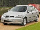 Vauxhall  Astra Mk IV  1.8 16V (116 Hp)