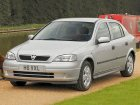 Vauxhall  Astra Mk IV  1.6 (75 Hp)