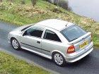 Vauxhall  Astra Mk IV CC  1.6 16V (101 Hp)