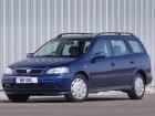 Vauxhall  Astra Mk IV Estate  1.6 16V (101 Hp)