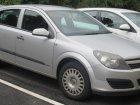 Vauxhall  Astra Mk V CC  1.8 VVT 16V (140 Hp) Automatic