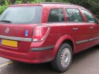 Vauxhall  Astra Mk V Estate  1.8 VVT 16V (140 Hp) Automatic