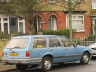 Vauxhall  Carlton Mk II Estate  2.3 D (71 Hp)