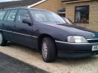 Vauxhall  Carlton Mk III Estate  2.3 TD Interc. (100 Hp)