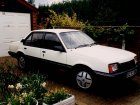 Vauxhall  Cavalier Mk II  1.6i CAT (75 Hp)