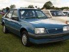 Vauxhall  Cavalier Mk II CC  1600 D (54 Hp)