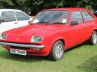 Vauxhall  Chevette CC  1300 (58 Hp)