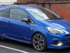 Vauxhall  Corsa E  GSi 1.4 Turbo (150 Hp) Start/Stop