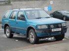 Vauxhall  Frontera  2.4i (125 Hp)