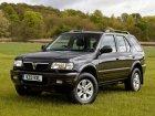 Vauxhall  Frontera Mk II  2.2 DTI (120 Hp)
