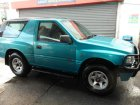 Vauxhall  Frontera Sport  2.8 TD (113 Hp)