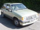Vauxhall  Nova CC  1.2i CAT (45 Hp)