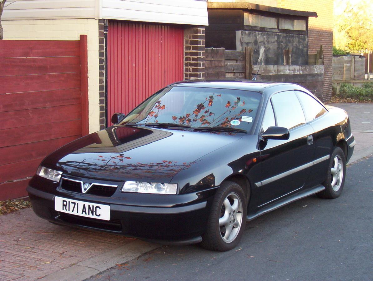 vauxhall calibra technical specifications and fuel economy. Black Bedroom Furniture Sets. Home Design Ideas