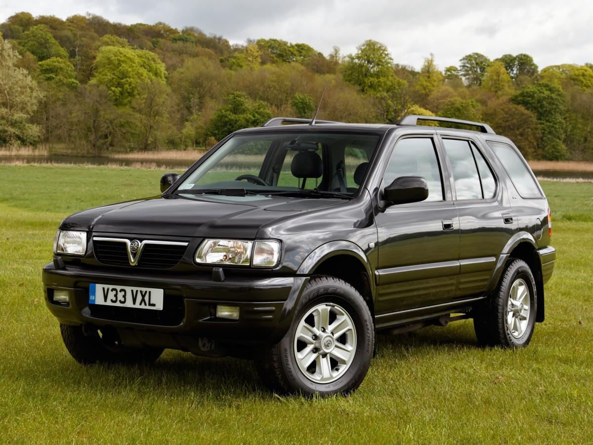 vauxhall frontera technical specifications and fuel economy. Black Bedroom Furniture Sets. Home Design Ideas