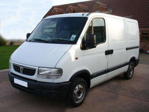 vauxhall movano technical specifications and fuel economy. Black Bedroom Furniture Sets. Home Design Ideas